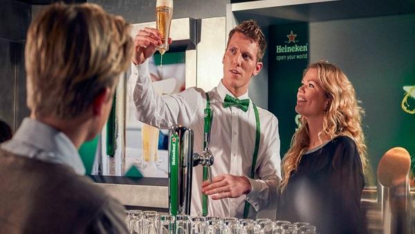 Heineken expres